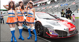 レースクイーン/Japanene Grid Girls
