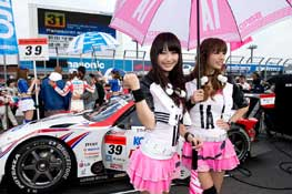 SuperGT第8戦